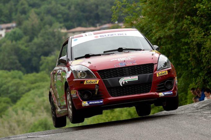 Suzuki Rally Cup | Al Rally 1000 Miglia la decima edizione del trofeo