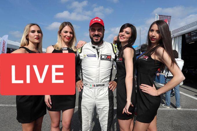 TCR Italy | Segui in Diretta Streaming il primo round di Imola [LIVE]