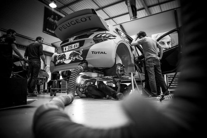Rallycross | Il Team Peugeot Total si prepara alla prossima manche: le dichiarazioni