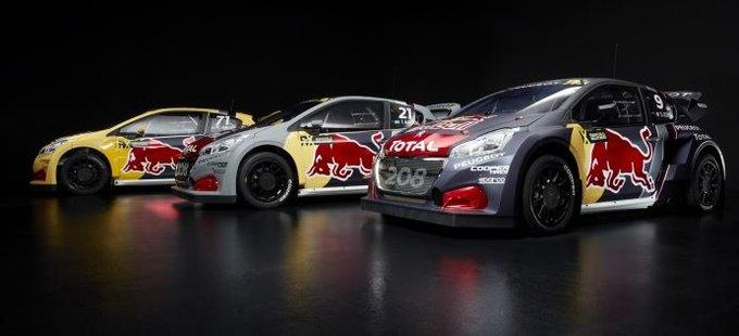 Rallycross | Team Peugeot, le dichiarazioni di piloti e staff alla vigilia del primo round