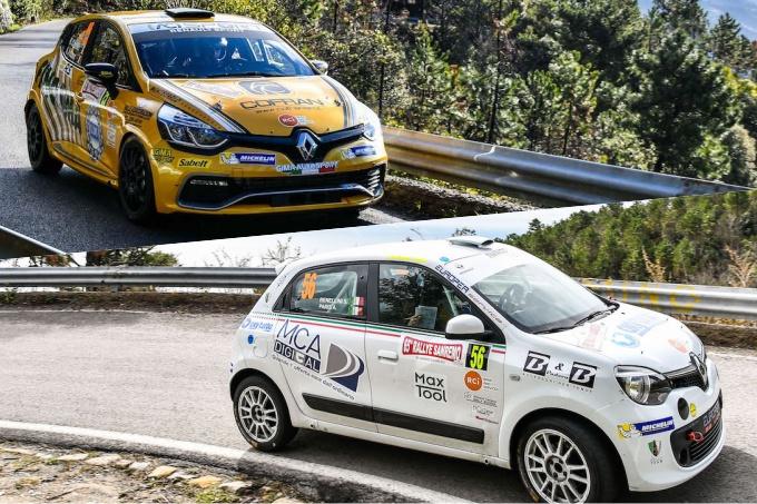Trofei Renault | Al 65esimo Rallye Sanremo vincono Canzian e Paris