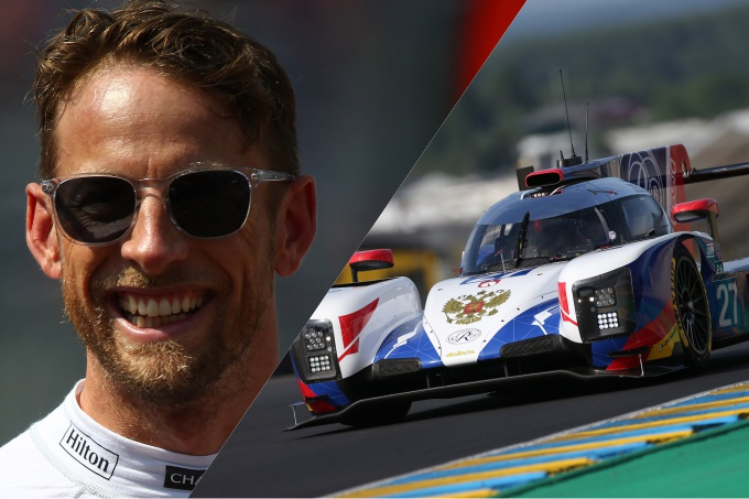 WEC | Button a Le Mans con SMP Racing [VIDEO]