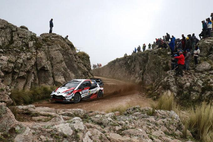 WRC | Ott Tanak vince il Rally Argentina, ottima prova per le Hyundai