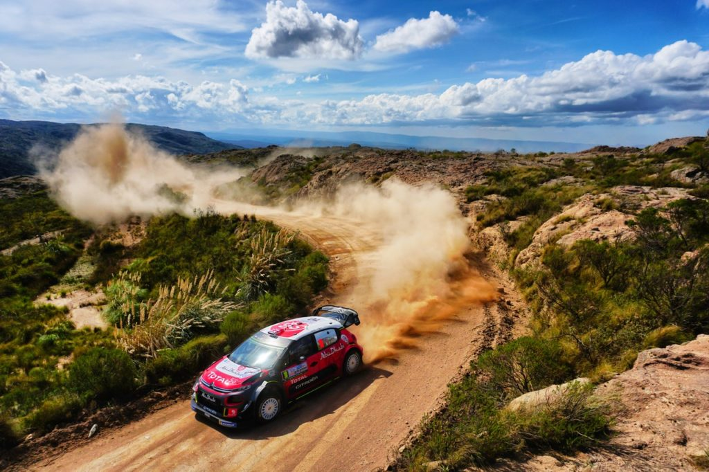 WRC | Weekend difficile per Citroen in Argentina
