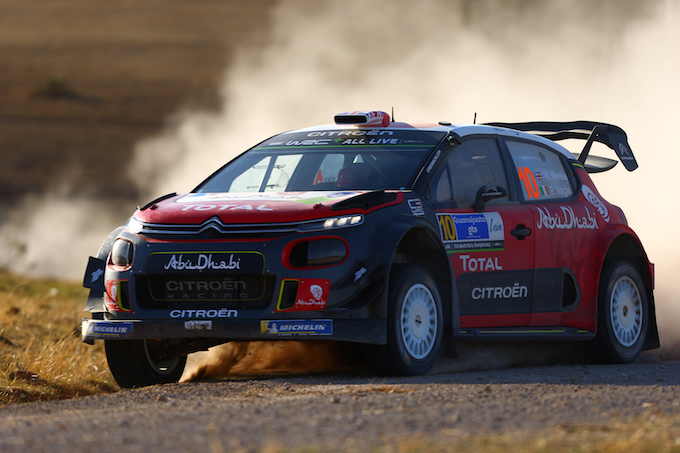 WRC | Citroen pronta al Tour de Corse con Meeke e Loeb