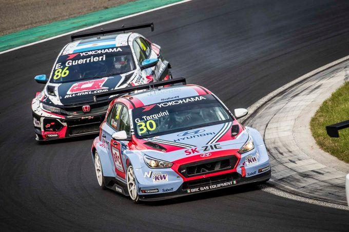 WTCR | BRC Team Racing continua la sua marcia trionfale anche in Ungheria