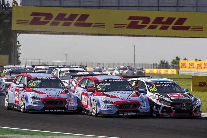 WTCR | All'Hungaroring tre gare per tre vincitori diversi
