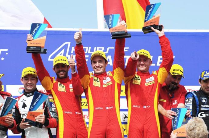 ELMS | Racing Engineering torna in Endurance con una bella vittoria a Le Castellet