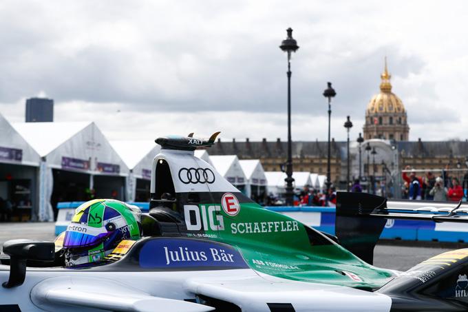 Formula E | Parigi: prosegue la lunga striscia di podi consecutivi di Audi [VIDEO]