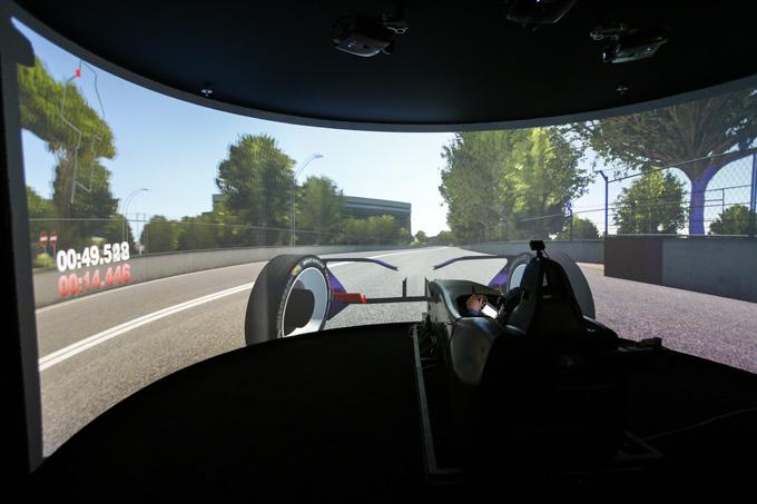 Formula E – Roma | DS Virgin Racing ci porta alla scoperta del tracciato di Roma con il simulatore