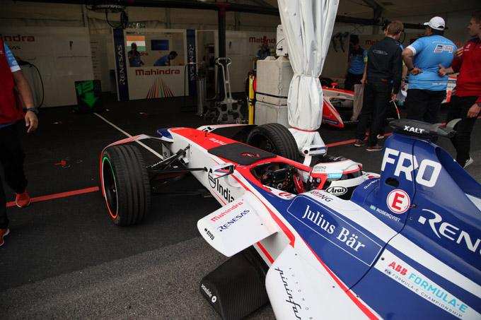 Formula E – Roma: Rosenqvist al comando nelle prove libere, bene DS Virgin con Bird e Jaguar