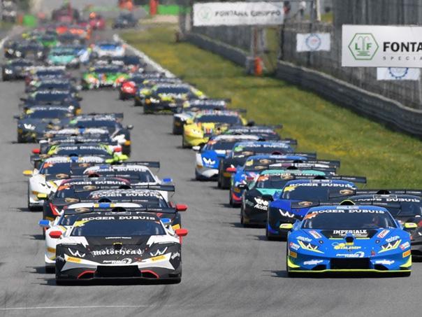 Lamborghini Super Trofeo | Postiglione-Basz si prendono la rivincita in Gara 2