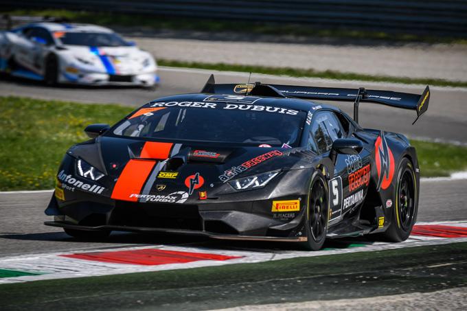 Lamborghini Super Trofeo | Monza: Vittoria di Altoè-Van Uitert in Gara 1 [VIDEO]