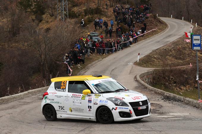 Suzuki Rally Trophy | Al Rally Sanremo il secondo round del torneo su SWIFT