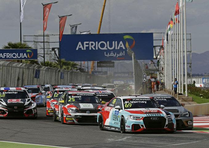 WTCR   Buon avvio di stagione per Audi: Vernay fa sua la Gara 2