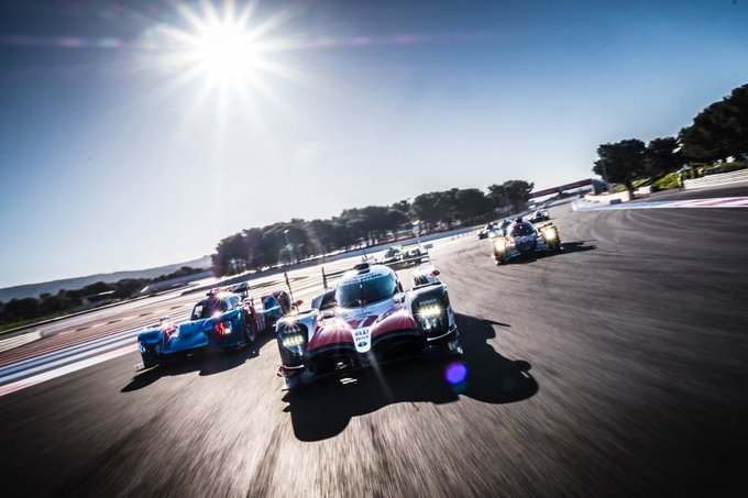 WEC | SuperStagione 2018/2019 al via con il Prologo al Paul Ricard