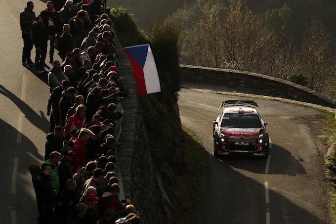 WRC | Tour de Corse Giorno 1, inizio da luci e ombre per Citroen e la C3 [VIDEO]