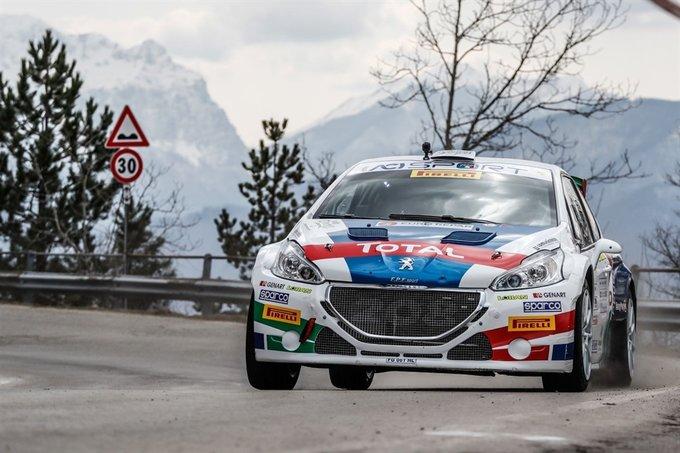 CIR | Peugeot scalda i motori per il 65esimo Rally di Sanremo