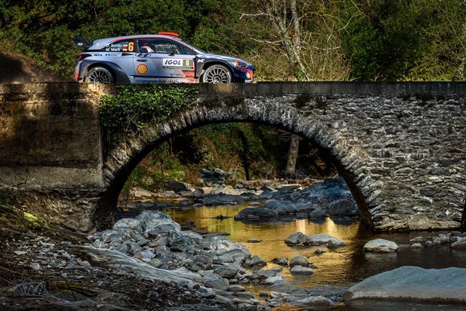 WRC   Hyundai Motorsport al Tour de Corse per bissare il successo dell'anno passato