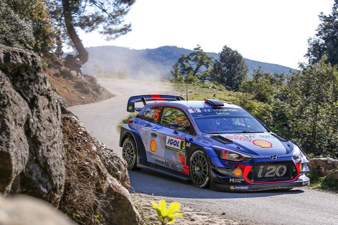 WRC | Hyundai Motorsport conserva il primato in classifica costruttori dopo il Tour de Corse