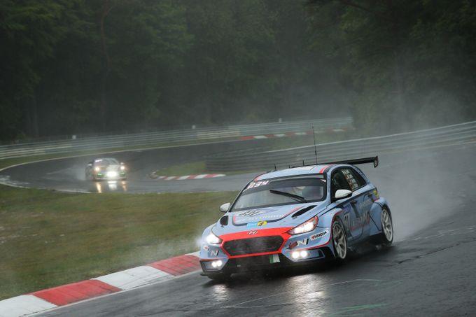 Endurance   Debutto positivo alla 24 Ore del Nurburgring per Hyundai
