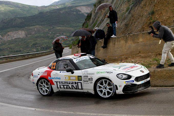 Abarth | Ancora successi per le 124 Rally al Targa Florio, in Spagna e in Romania