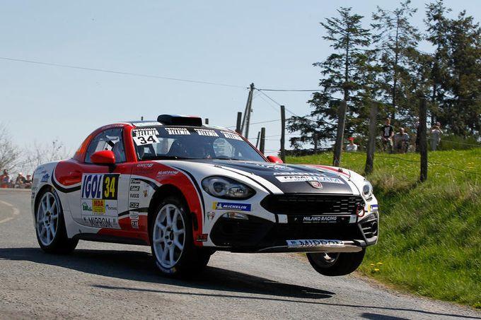 Abarth | Nuovi appuntamenti per la 124 Rally in Francia e Repubblica Ceca