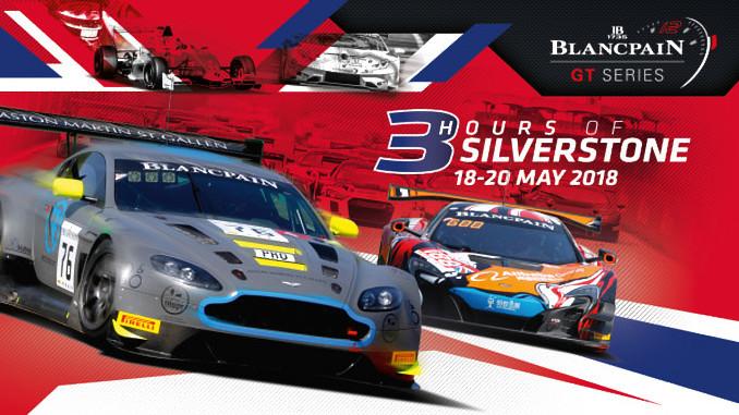 Blancpain | 3 Ore di Silverstone, la start list dei team per la prova endurance