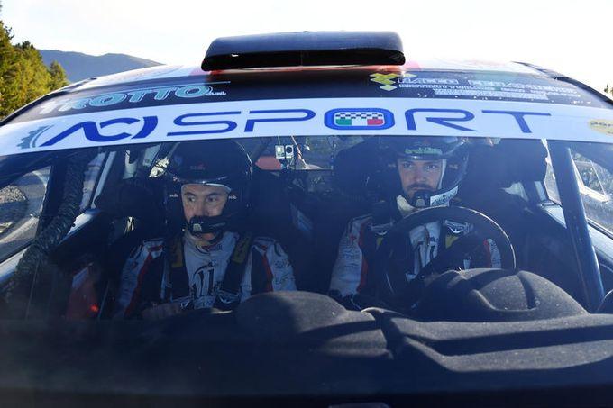 CIR   Crugnola e Testa, su Ford, pronti alla riscossa al Rallye Elba