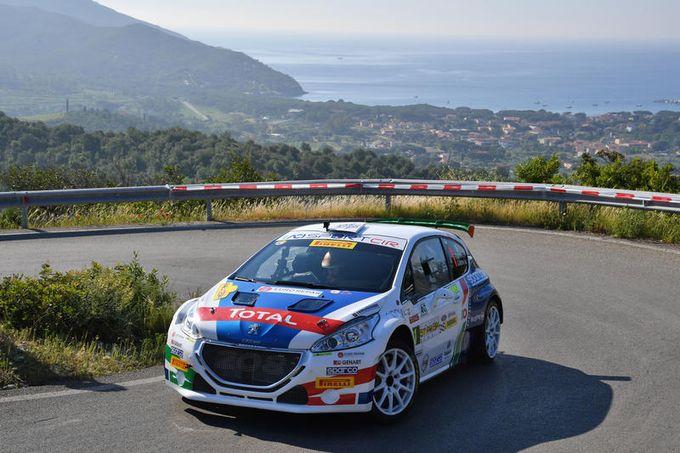 CIR | Andreucci si prende anche il Rallye Elba, gli avversari patiscono la sfortuna
