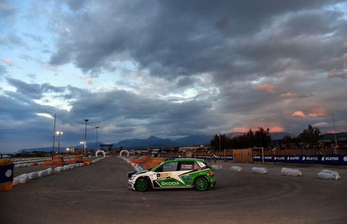 "CIR | Skoda al Rallye Elba, Scandola: ""Ci manca  poco per puntare alla vittoria"""