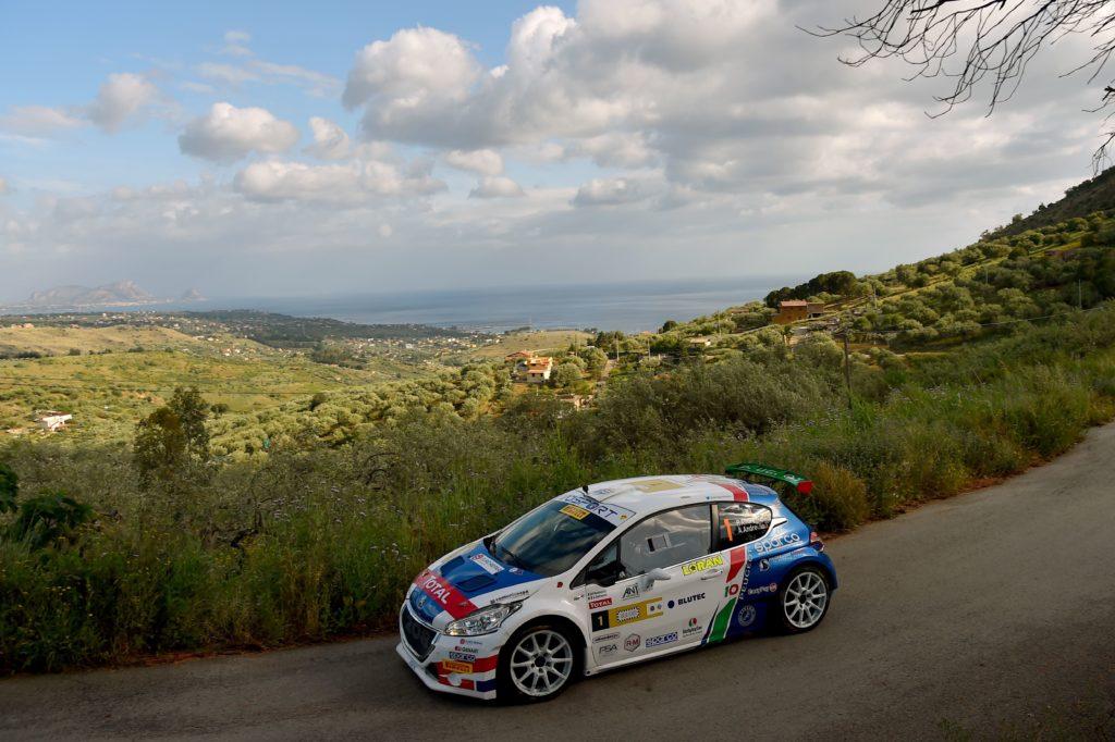 CIR | Peugeot e Andreucci sulle strade della Targa Florio [VIDEO]
