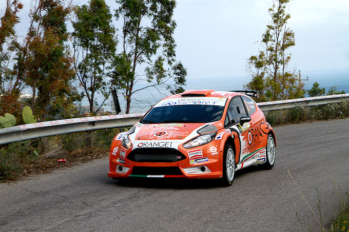 CIR | Campedelli e Orange1 sfortunati alla Targa Florio 2018