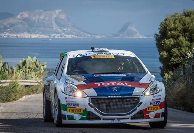 CIR | Peugeot e Andreucci consolidano la leadership in campionato