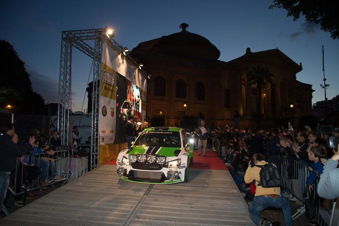 CIR | Targa Florio, al via i nomi più importanti del rally nazionale: la start list