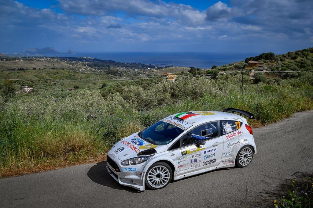 CIR | La sfortuna colpisce Ford al Rally Targa Florio
