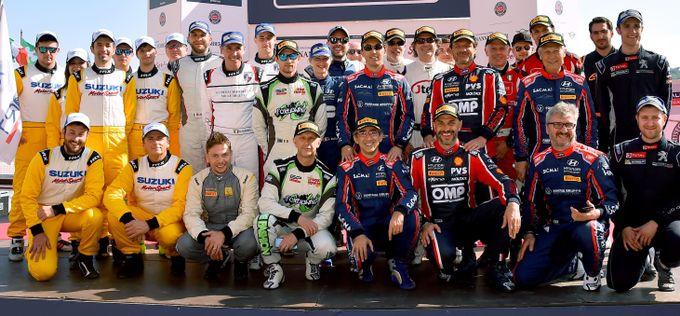 CIWRC | Rally del Salento, la start list della seconda prova stagionale
