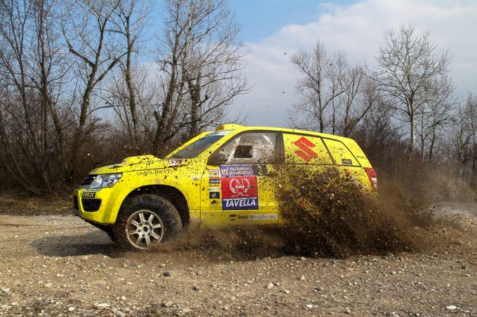 CI Cross Country   Suzuki affronta il Baja Terre di Gallura dopo il successo del primo round