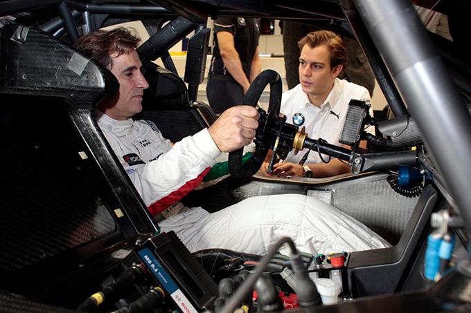 DTM | Felice sorpresa a Misano: Zanardi in pista con BMW
