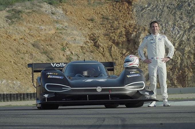 Dumas si prepara alla Pikes Peak con la Volkswagen I.D. R Pikes Peak: «È un razzo» [VIDEO]