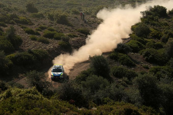 FIA ERC | Guida al durissimo Acropolis Rally: percorso e start list del round greco