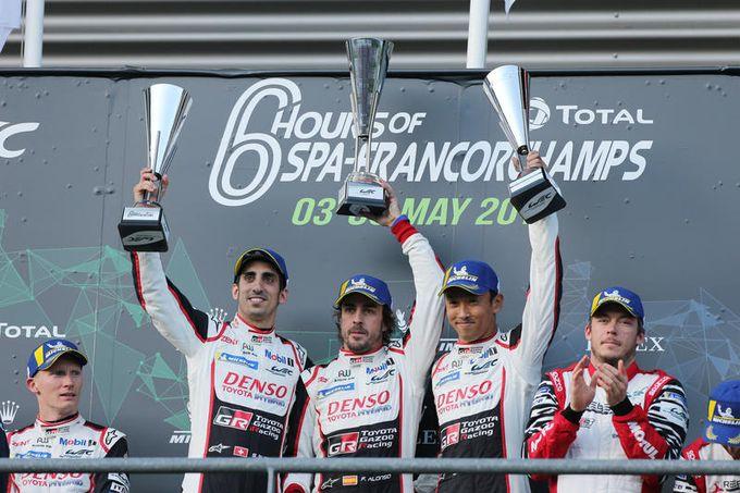 FIA WEC | Alonso e l'ambizione della Triple Crown: obiettivo (forse) possibile