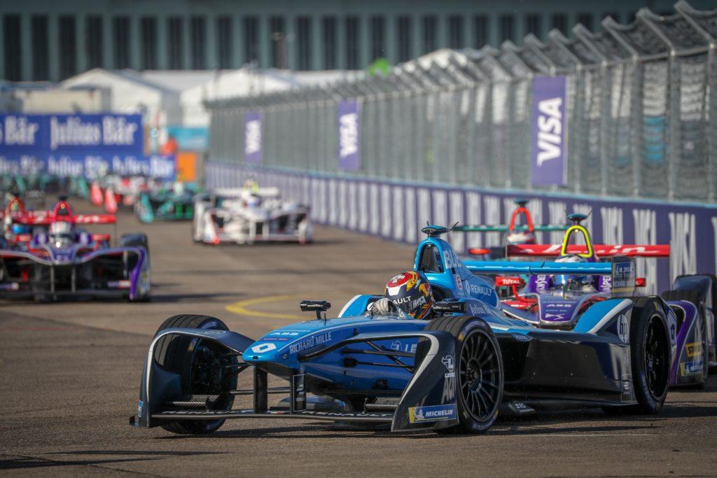 Formula E | Berlino: Buemi e Renault e.dams ai piedi del podio