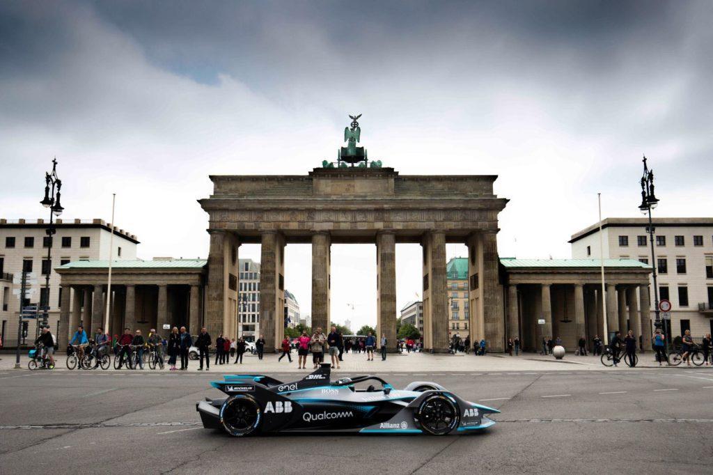 Formula E | Rosberg scalda la nuova Gen2 tra le strade di Berlino