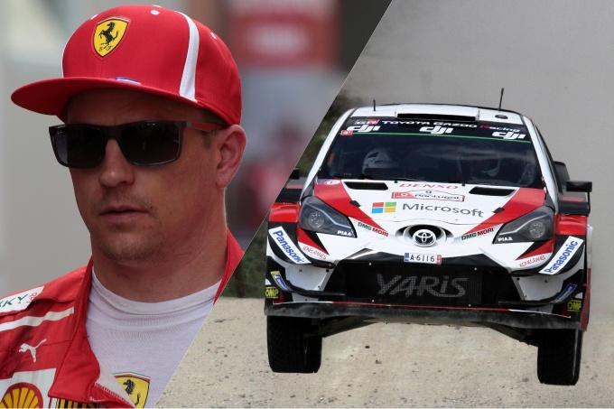 WRC | Raikkonen potrebbe firmare con Toyota GAZOO nel 2019