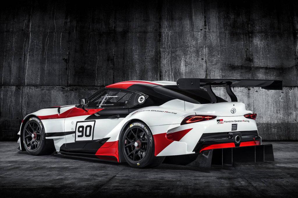 NASCAR | Toyota pronta a sostituire la Camry con la Supra nel 2019