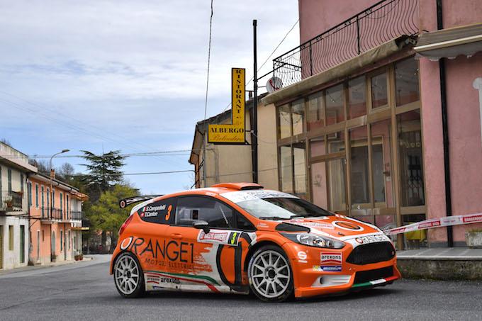 CIR   Campedelli e Orange1 Racing all'attacco della Targa Florio