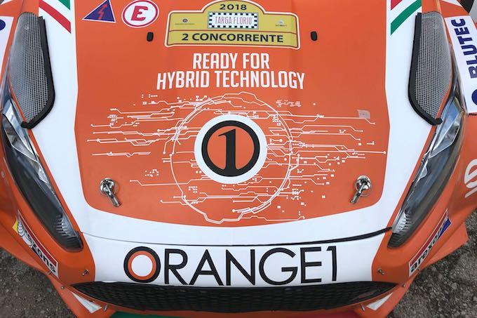 Orange1 Racing, la nuova livrea di Campedelli svela la tecnologia ibrida [VIDEO]