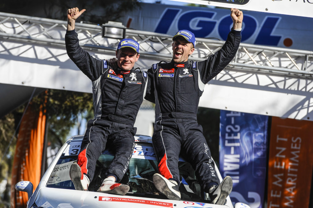 Peugeot 208 Rally Cup | Rossel si prende anche il Rally d'Antibes