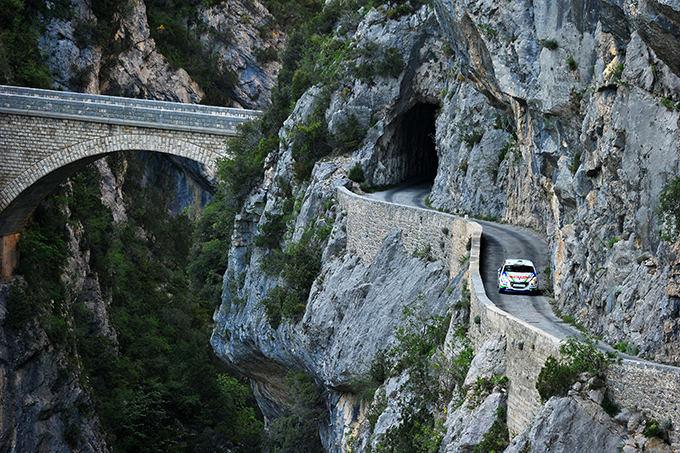 Peugeot 208 Rally Cup | Ben 22 iscrizioni per il prossimo Rally d'Antibes